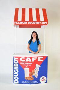 demonstration kiosk