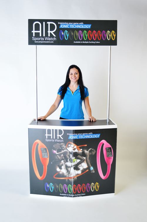 display station promo-l air model