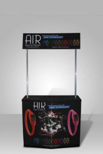 expo promo display air