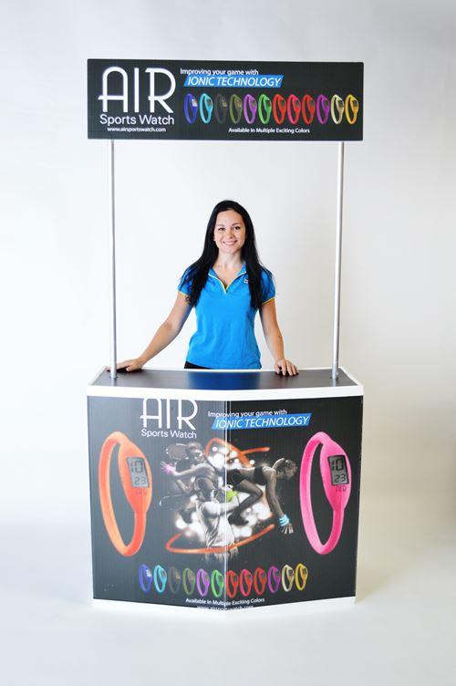 display station promo-l air model