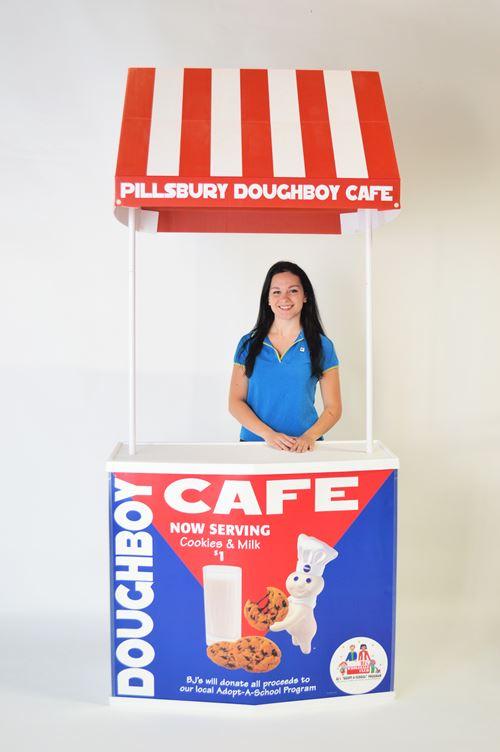sample station promo-c doughboy model
