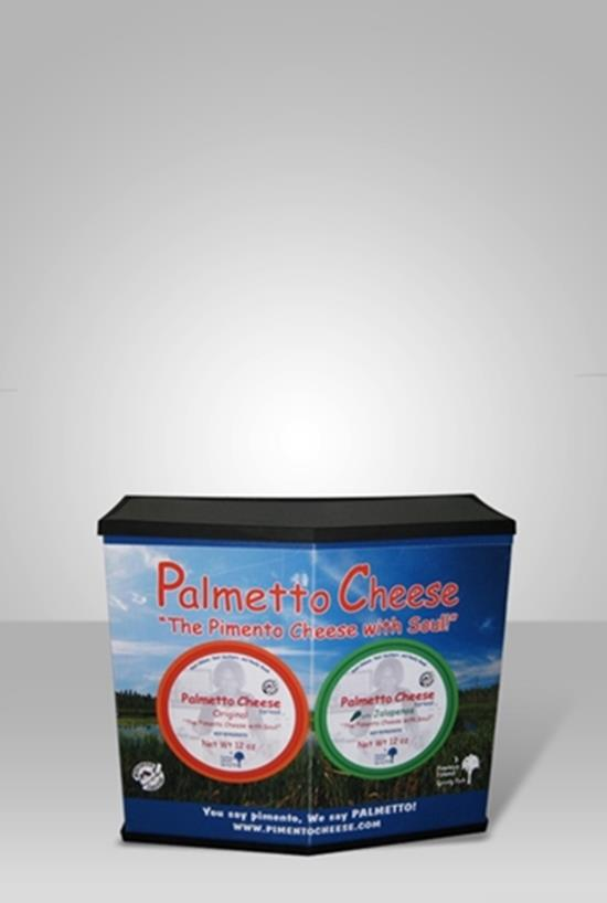 Basic Stand Palmet to Cheese